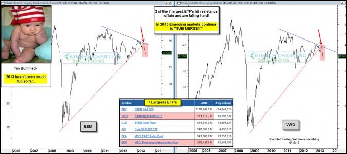 $171 Billion in ETF assets having a bummer of a year so far!