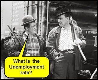 """Abbott & Costello explain the """"Unemployment rate!"""""""