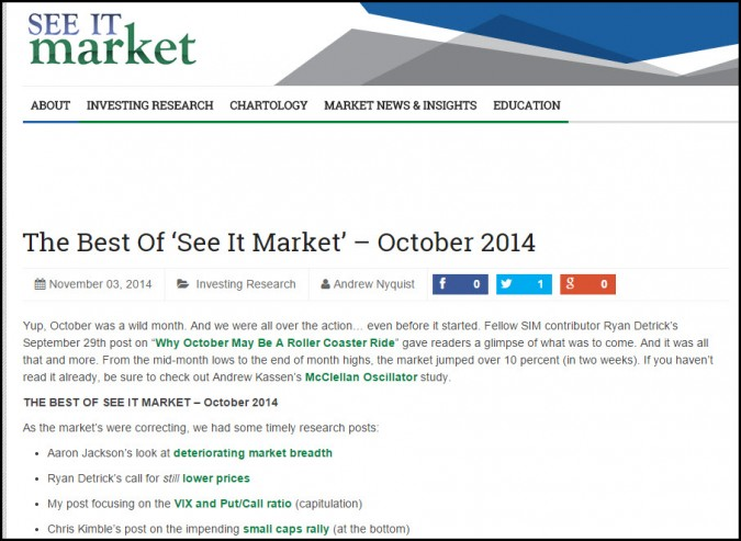 "Best of ""See It Market"" October posts…"