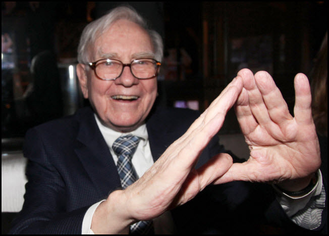 buffett picture