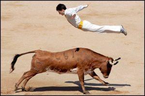 jumping-over-bull