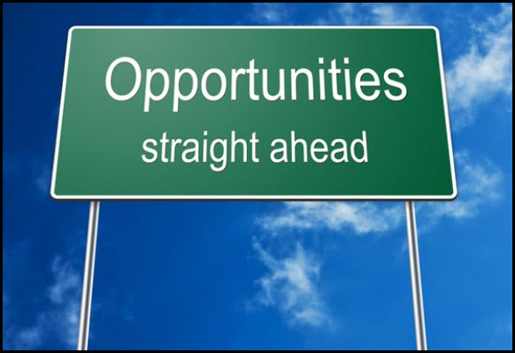 What would you do with these opportunities?