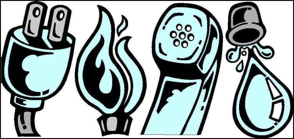 Utilities in danger of breaking 9-year support line!