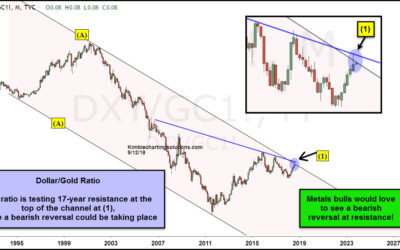 Gold Bugs Would Benefit Big-Time If This Indicator Peaks!